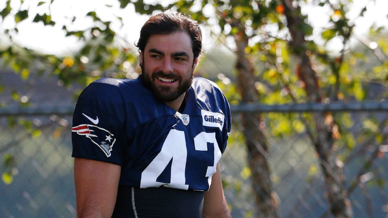 Patriots' Nate Ebner taking leave to chase Olympic rugby dream