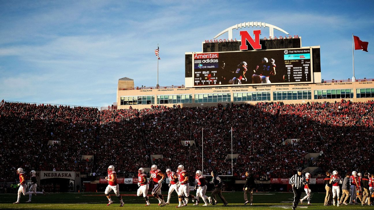 Facebook post costs newly hired Nebraska stadium announcer his job