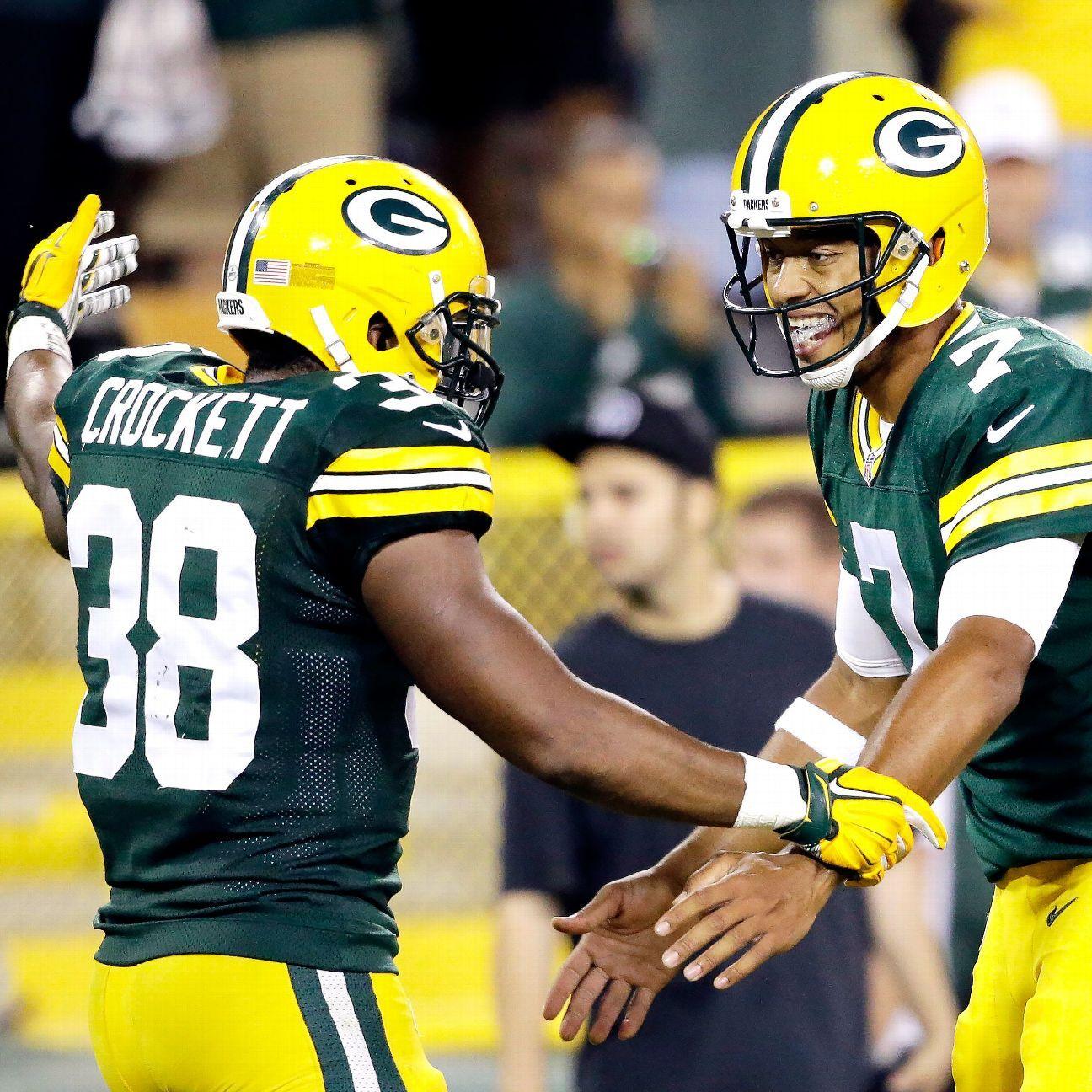 Green Bay Packers Brett Hundley Has Another Impressive