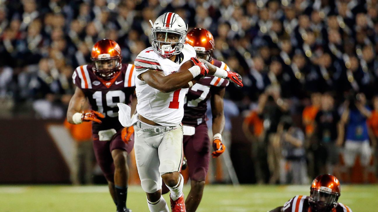 Scary part is Ohio State's just getting started