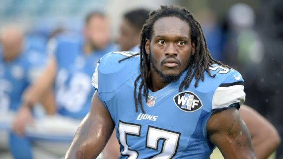 Nike jerseys for wholesale - How the Detroit Lions will replace DeAndre Levy if he is out ...