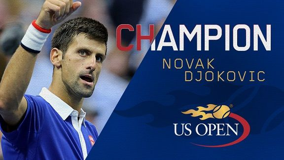 How he won: Djokovic tires Federer out