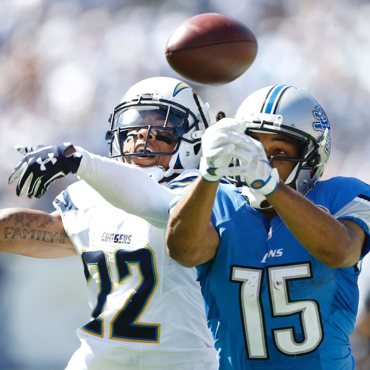 San Diego Chargers Blog: San Diego Chargers' Jason Verrett Bottled Up Detroit Lions