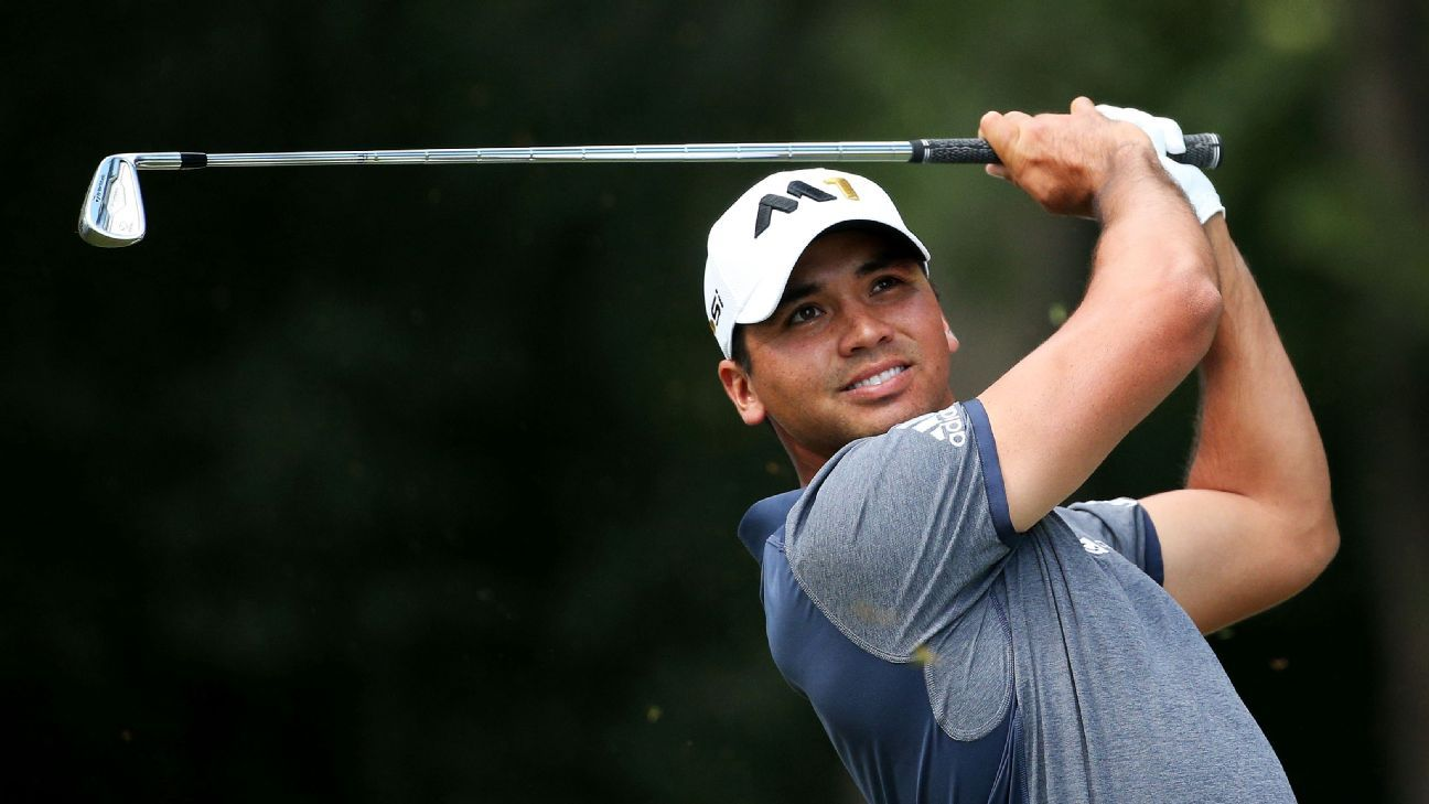 Jason Day wins BMW Championship to move to No. 1