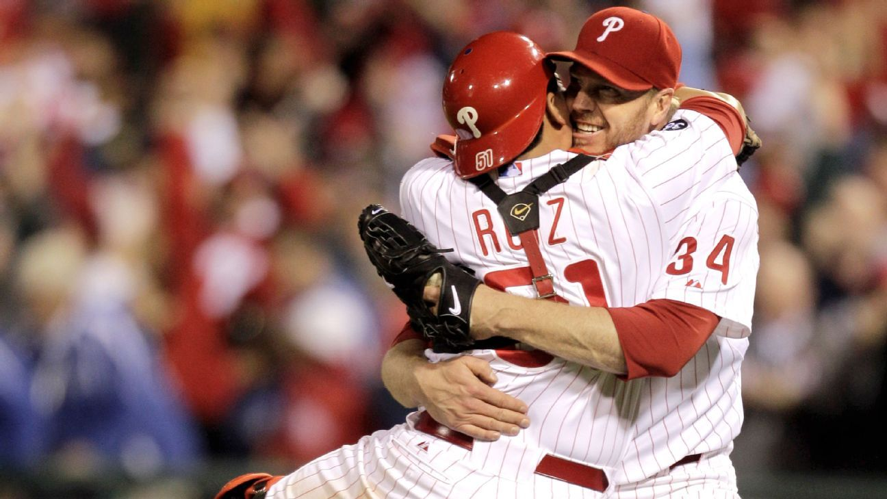 Roy Halladay tosses no-hitter for Philadelphia Phillies in ...