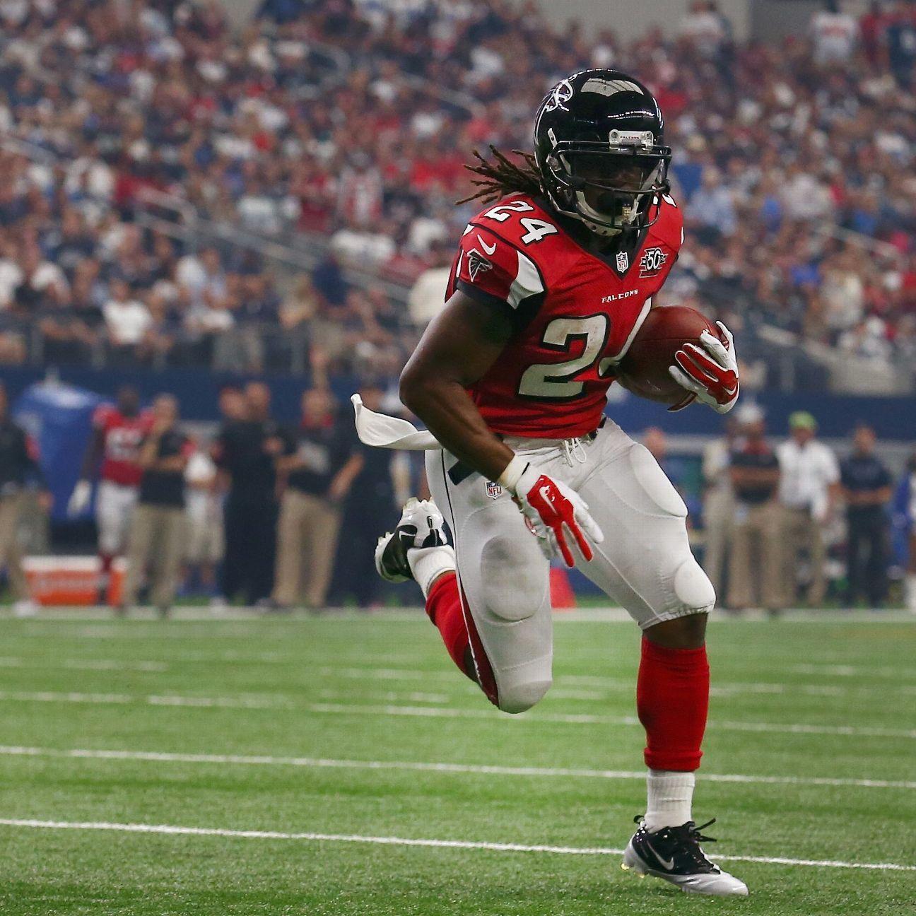 Devonta Freeman Of Atlanta Falcons Committed To Winning