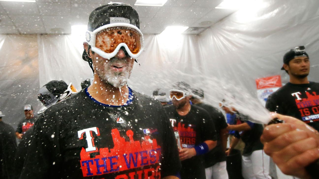 On a day designed for an ace, Cole Hamels comes through for Rangers