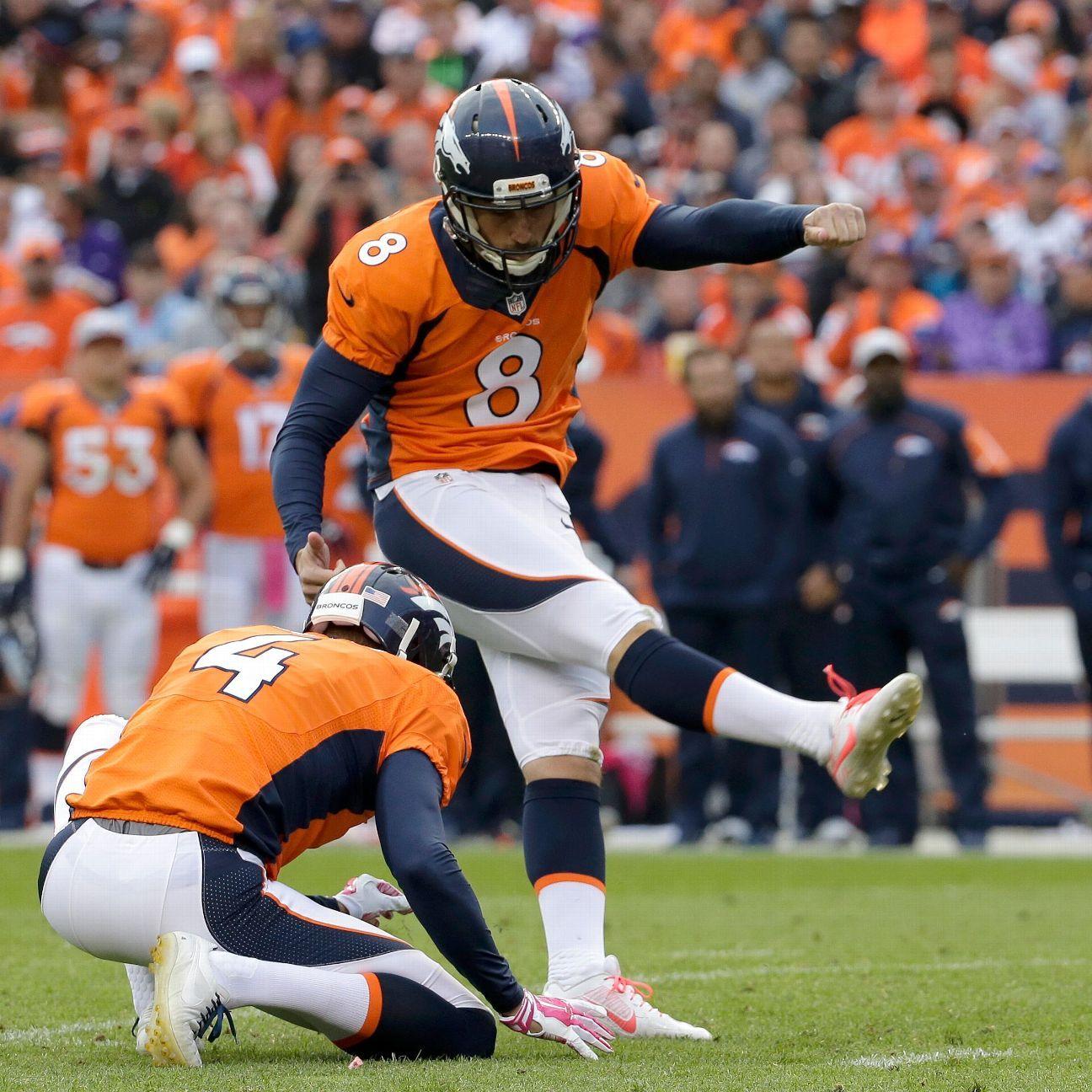 Brandon McManus Of Denver Broncos Gained Consistency In
