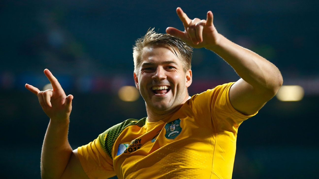 Former Wallaby Drew Mitchell calls time on glittering career