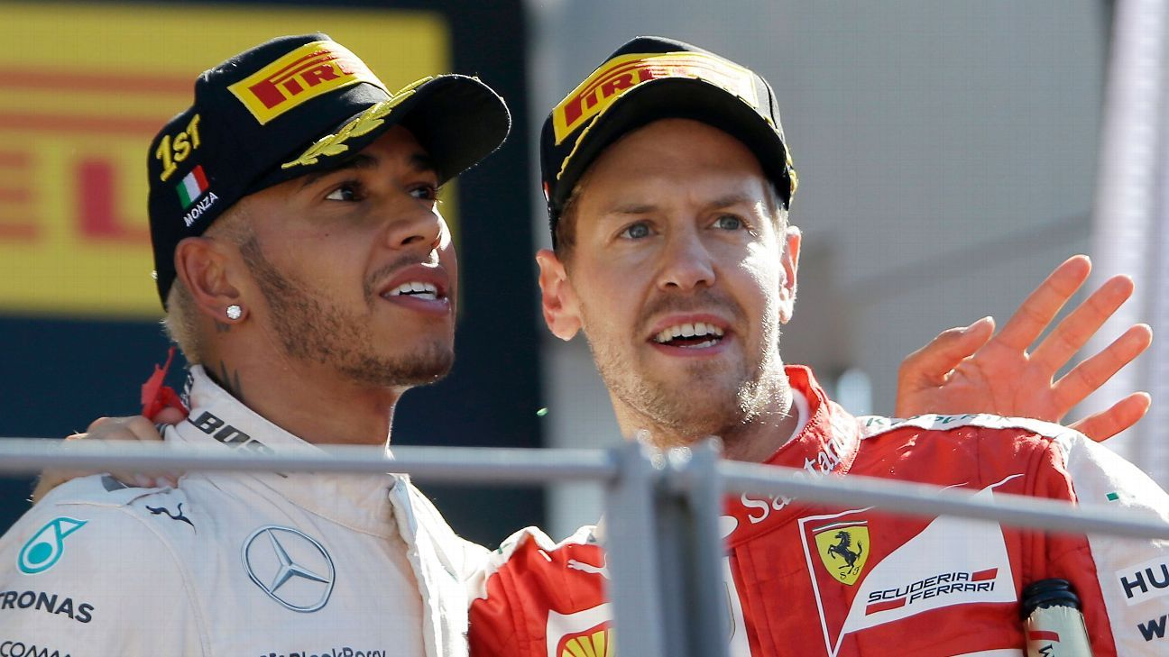 lewis hamilton sebastian vettel rivalry could be e one