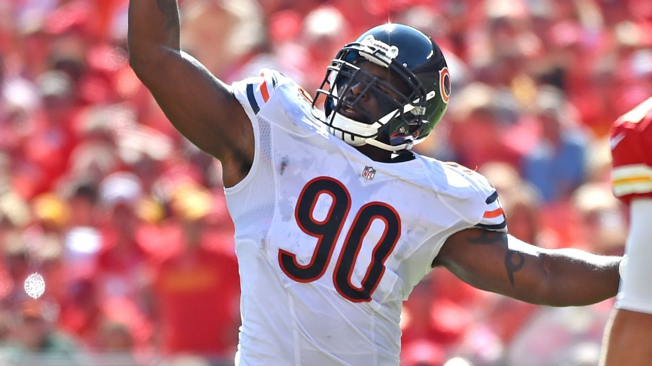 Jeremiah Ratliff's release in 'best interest of our team,' Bears GM says
