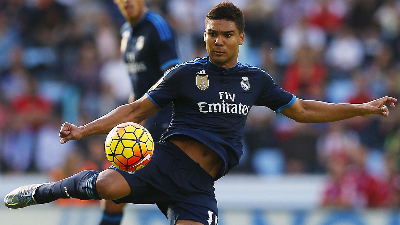 Casemiro s emergence is a credit to the player and his manager