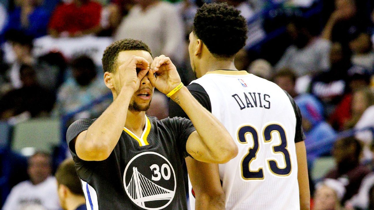 Is this Stephen Curry's league?