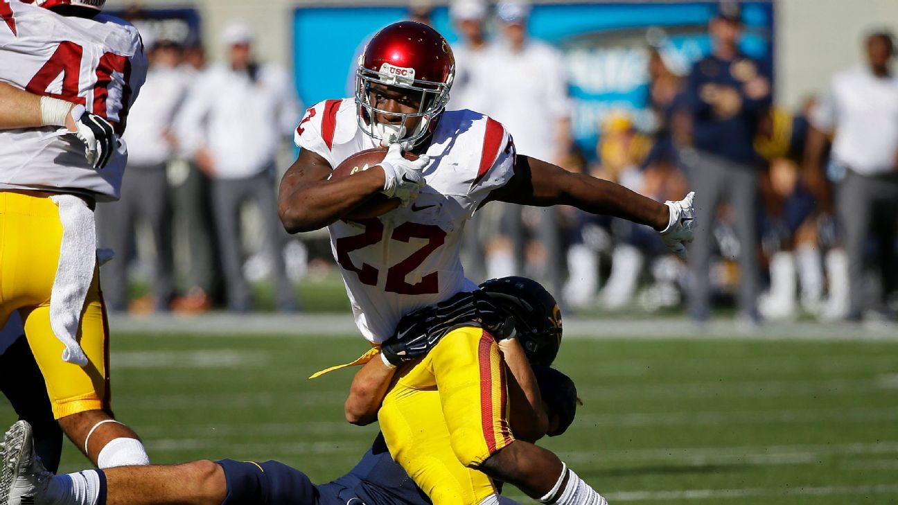 USC's rededication to the power running game earning big results