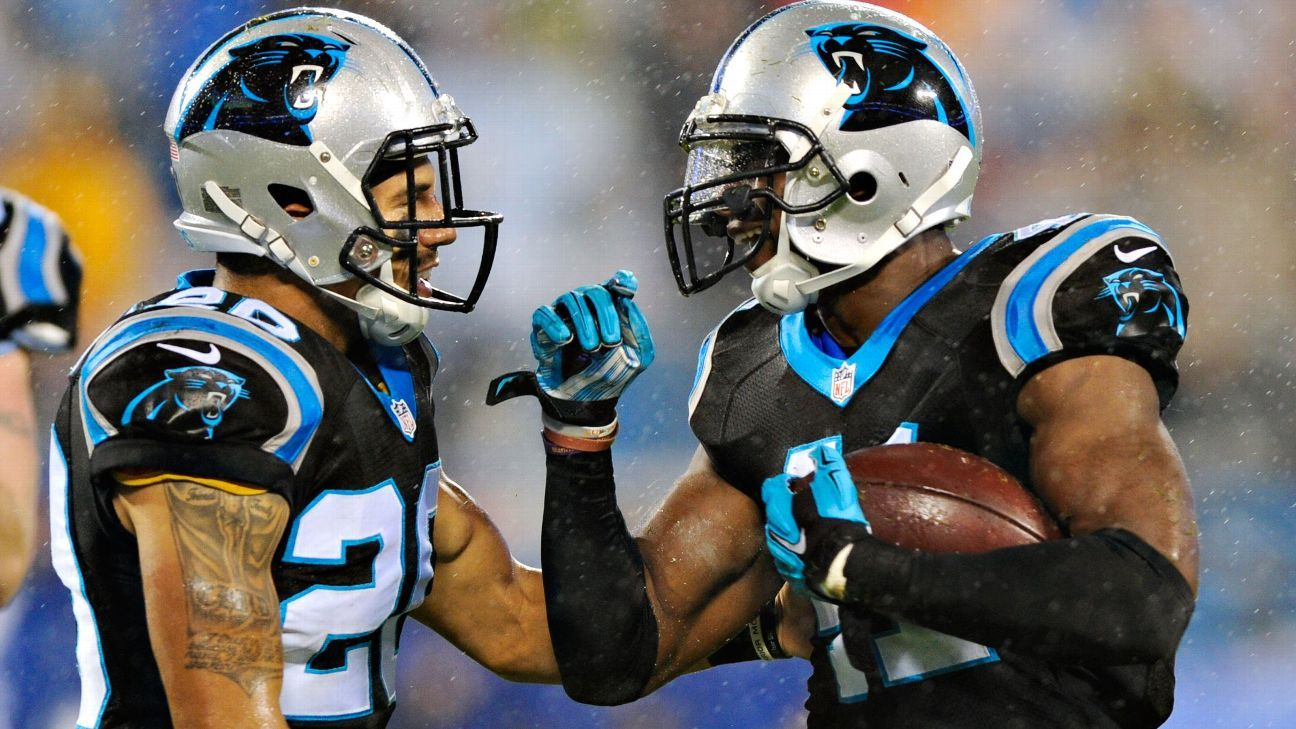 Roman harper of carolina panthers won t allow opponent celebrations