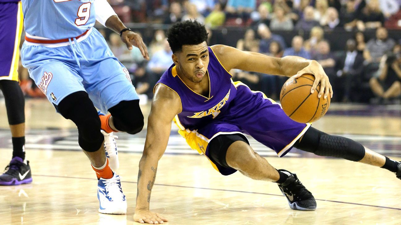 Lakers' Scott: Winning comes first, development of young players second