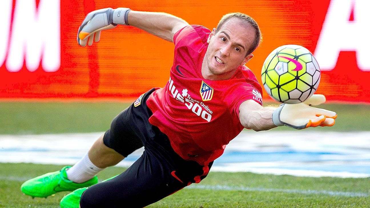 Atletico Madrid s misfiring could take a lesson from Jan Oblak