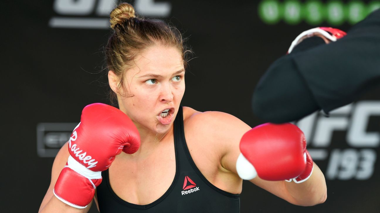 MMA -- Facing Amanda Nunes not an easy task for Ronda Rousey