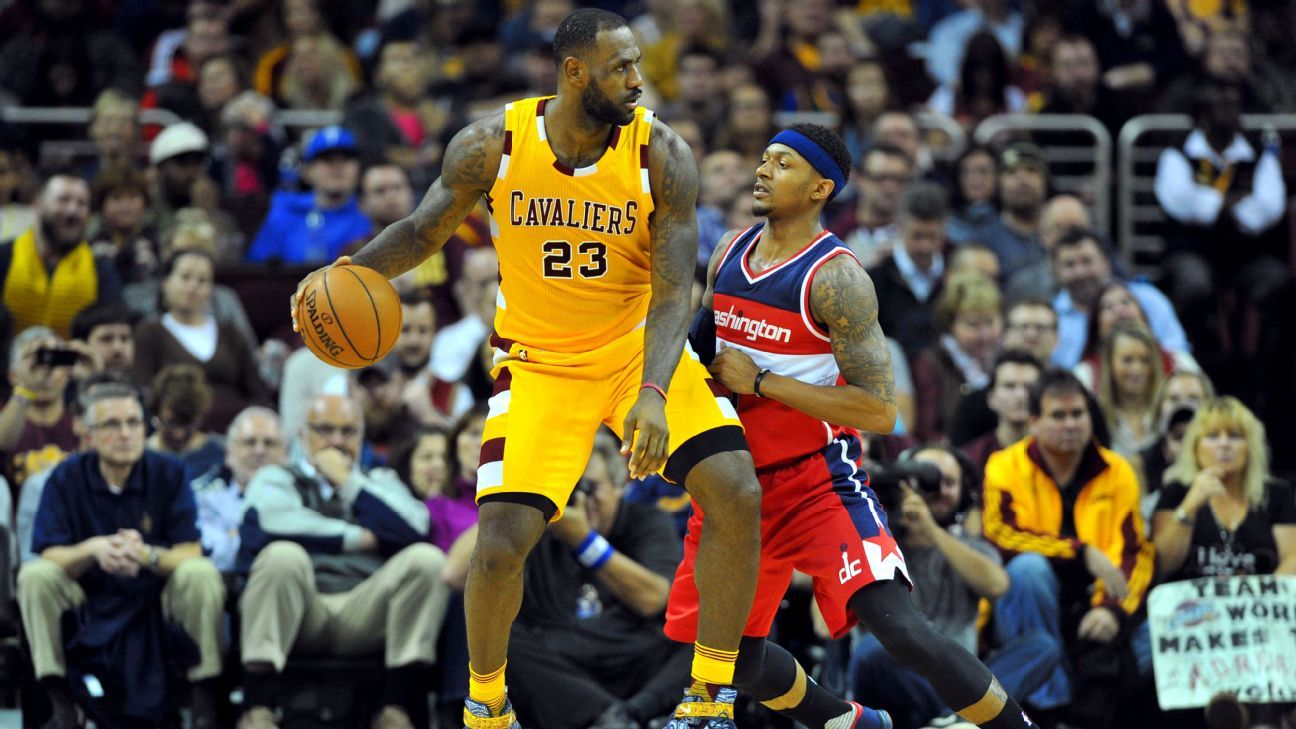 Wizards expose Cavs with small-ball lineup - Cleveland Cavaliers Blog- ESPN