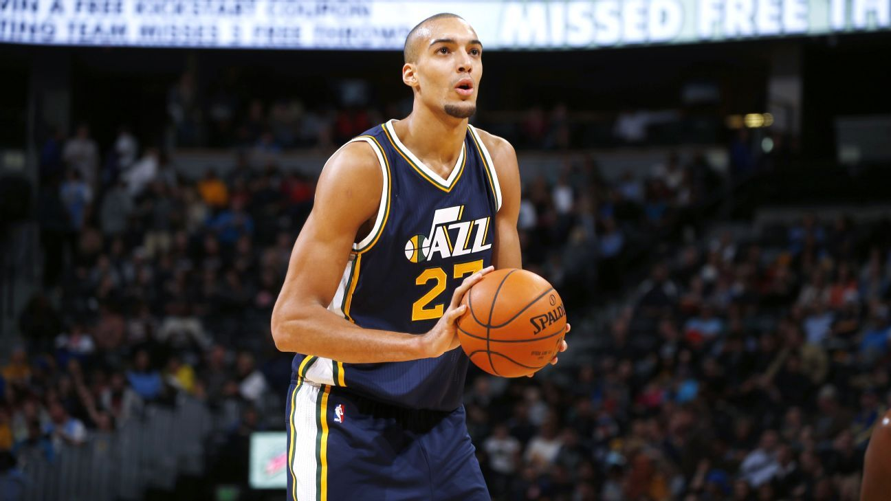 Image result for rudy gobert 2016