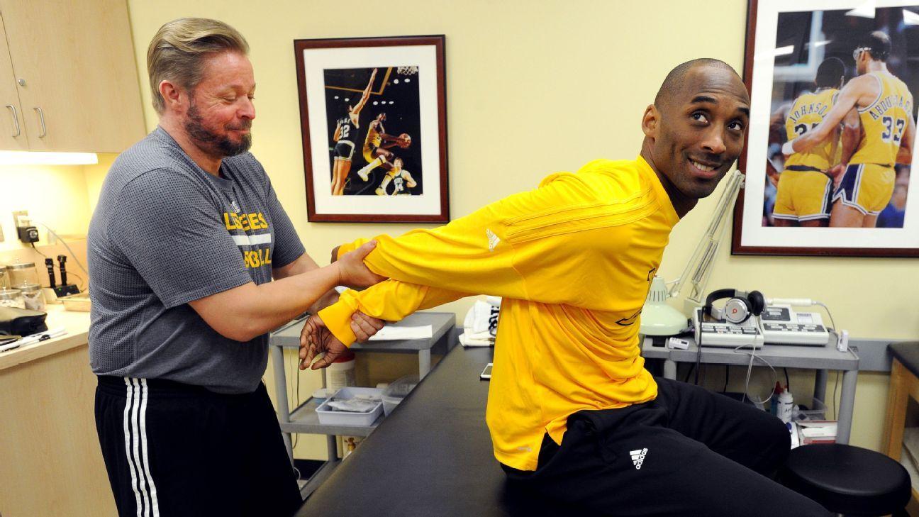 Kobe Bryant's 'all-day process'