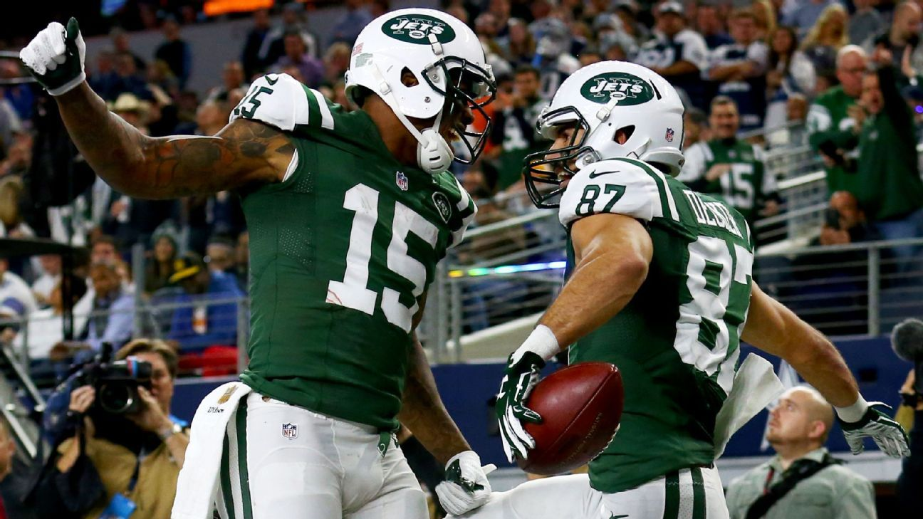 Ranking the NFL's offensive triplets from 32-1
