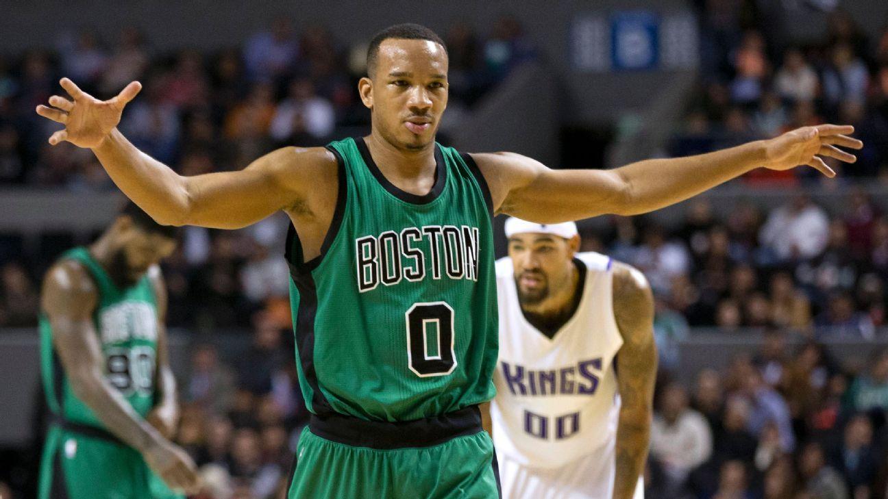 Avery Bradley, de Celtics, espera volver tras All-Star
