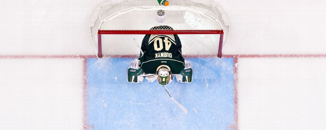 One Year Since The Trade, Devan Dubnyk In Much Better Spot