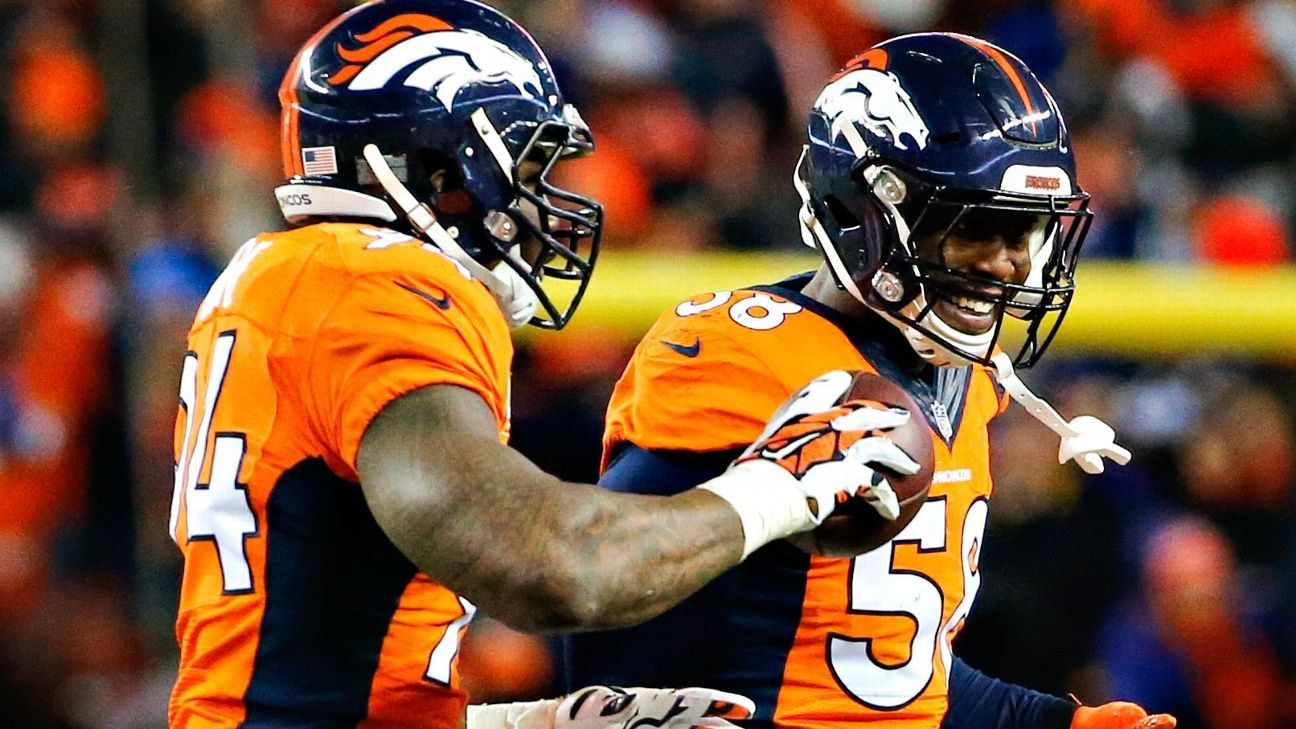 DeMarcus Ware still getting it done for Broncos
