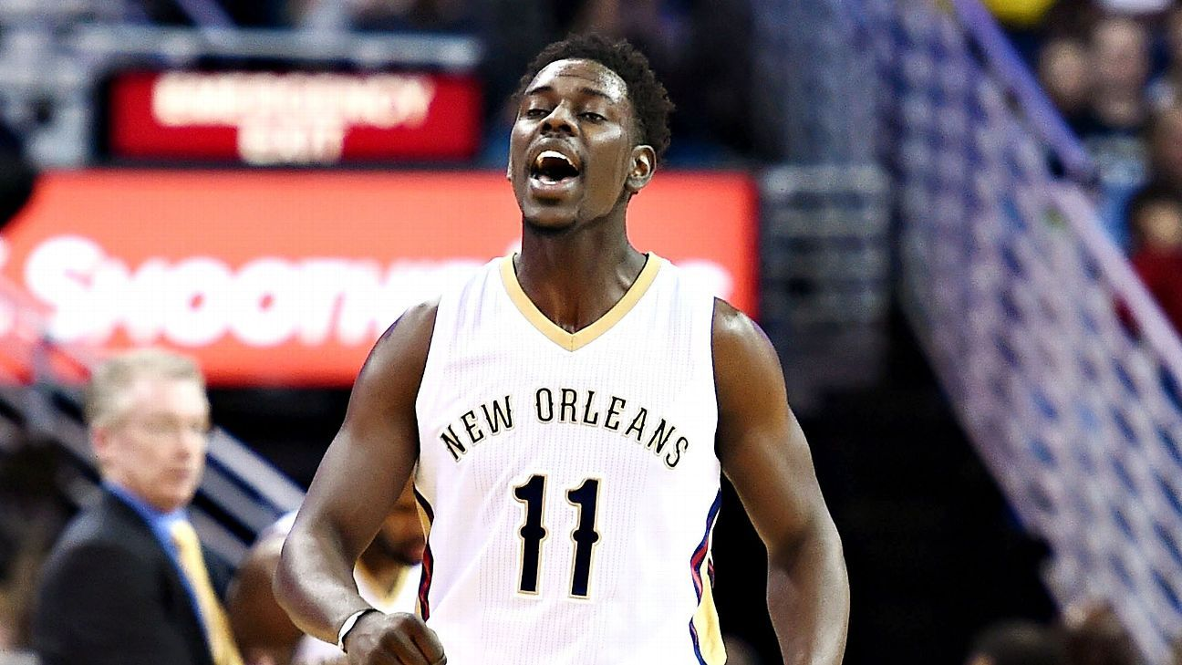 New Orleans Pelicans' Jrue Holiday practices, to play for first time this season