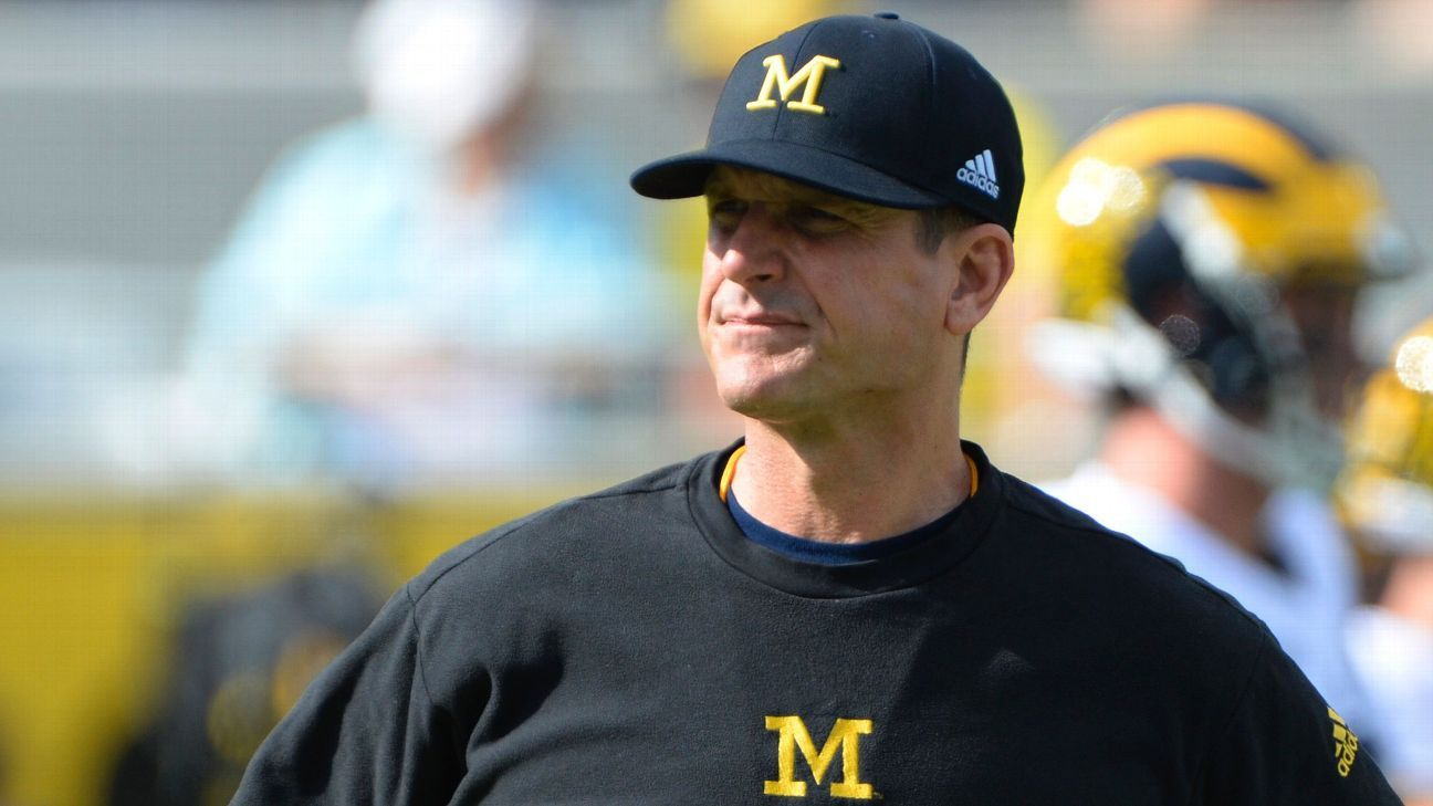 Michigan Wolverines land 3 commitments in one day, including No. 29 Mazi Smith