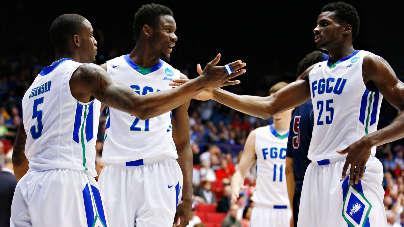 Image result for Southeastern VS. Florida Gulf Coast Eagles Live College Basketball