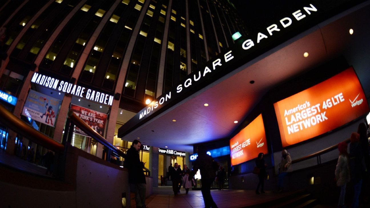 Madison Square Garden Is Restricting Ticket Brokers For New York Knicks Rangers Games