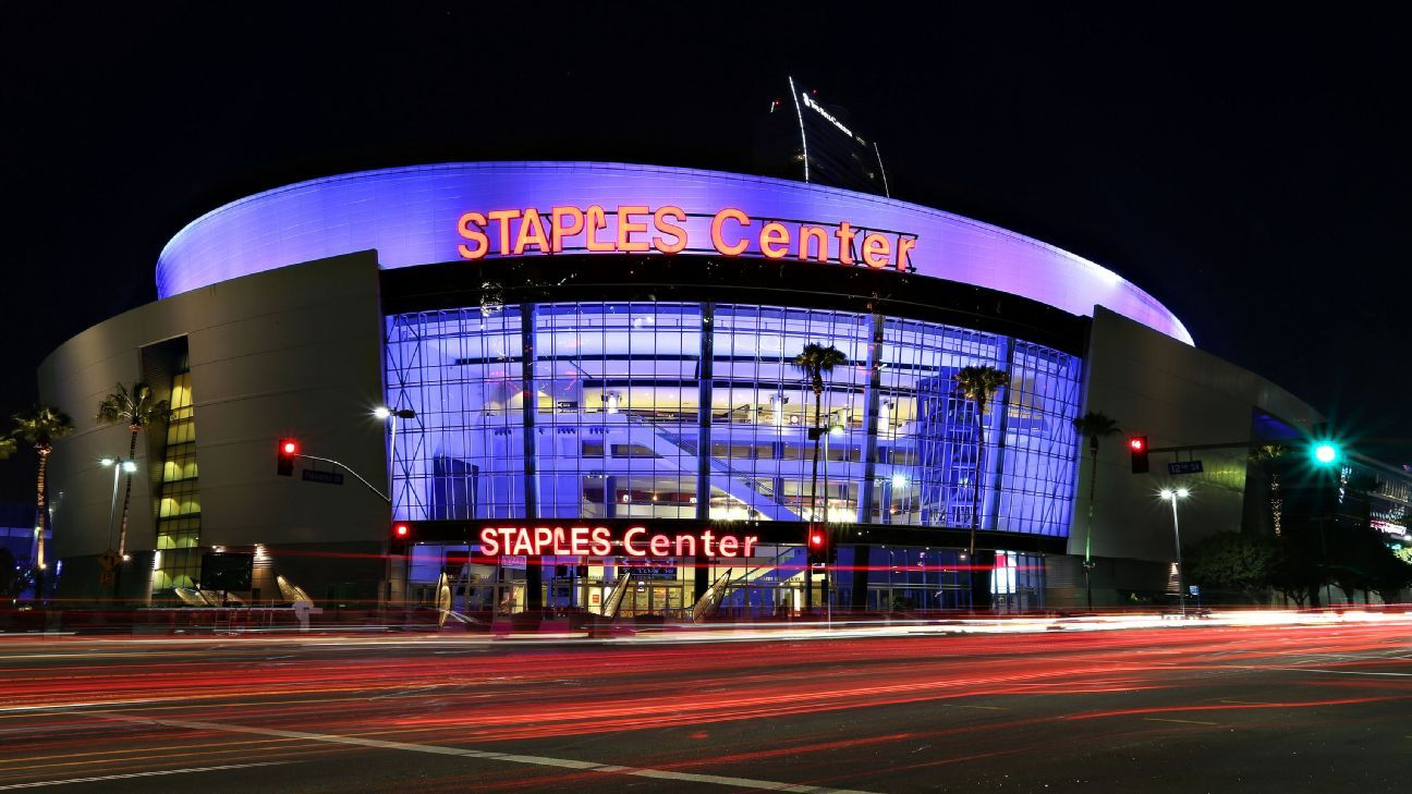 Los Angeles to host 2018 NBA All-Star Game at Staples Center