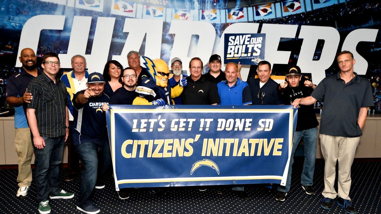 Line Between Love Hate San Diego Chargers Fans Embrace