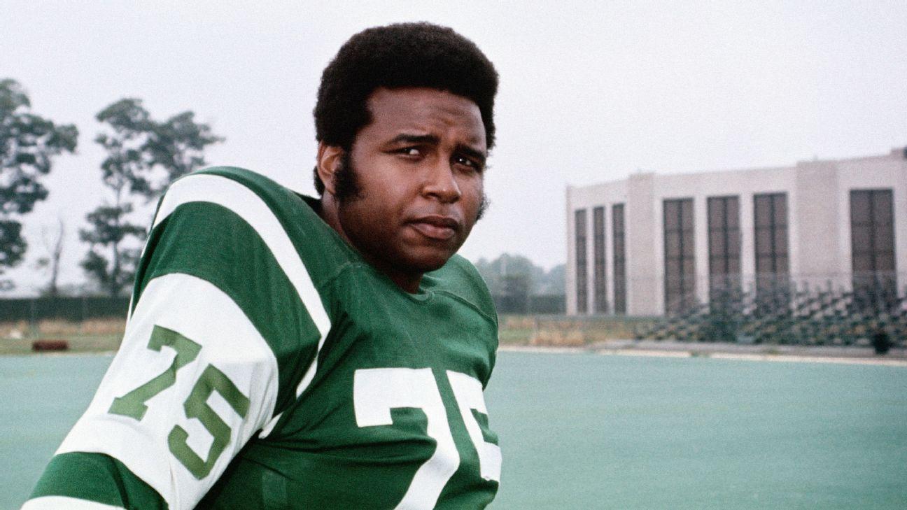 Winston Hill Winston Hill former New York Jets great dies