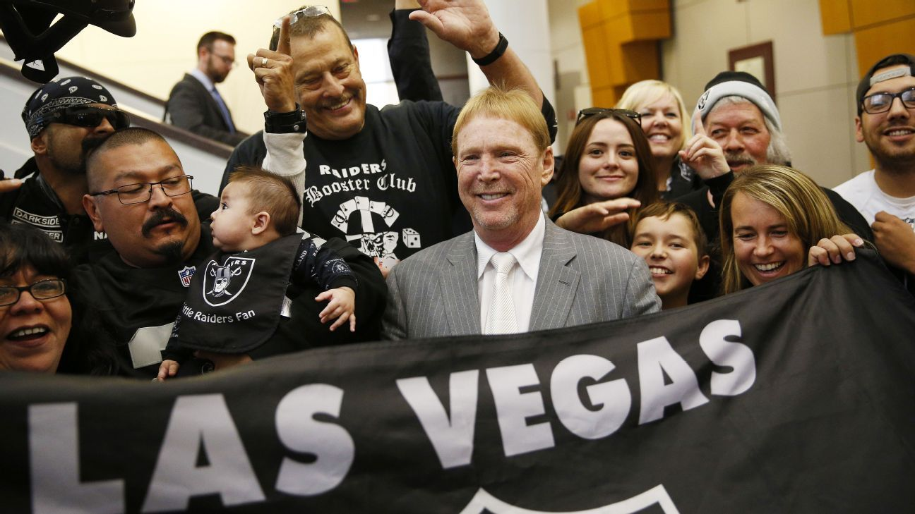 Raiders have made progress in Vegas, now owners want the facts