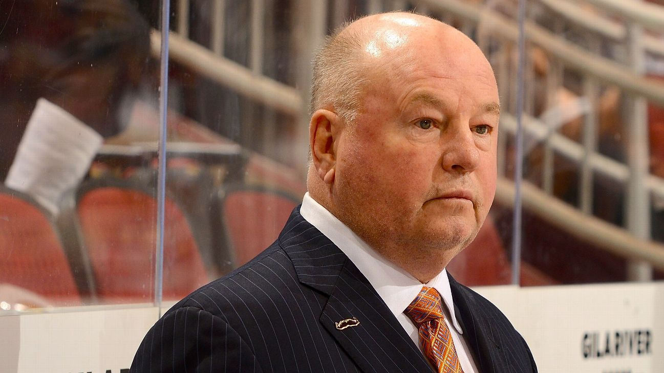 Wild hire Boudreau to be new head coach