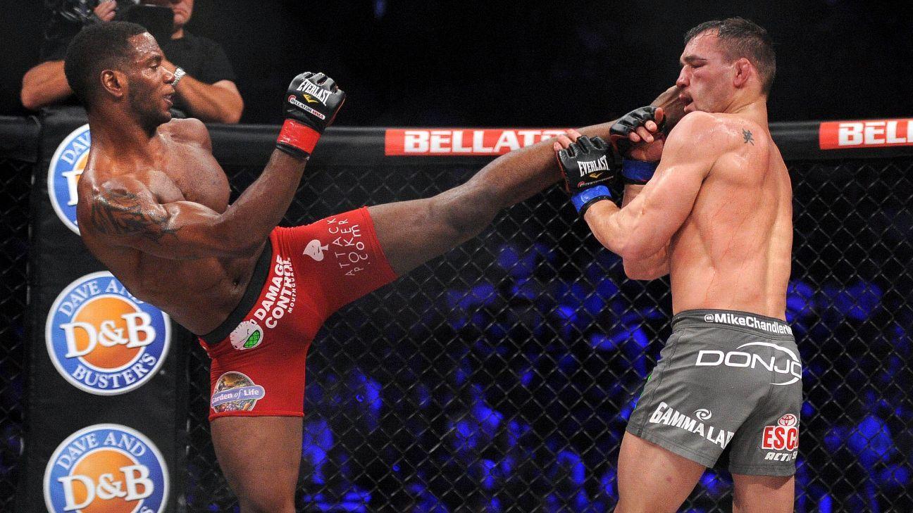 Lightweight champion Will Brooks released by Bellator MMA