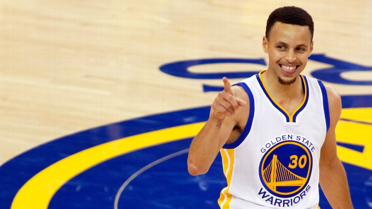 Three charts that show Stephen Curry's playoff dominance - NBA