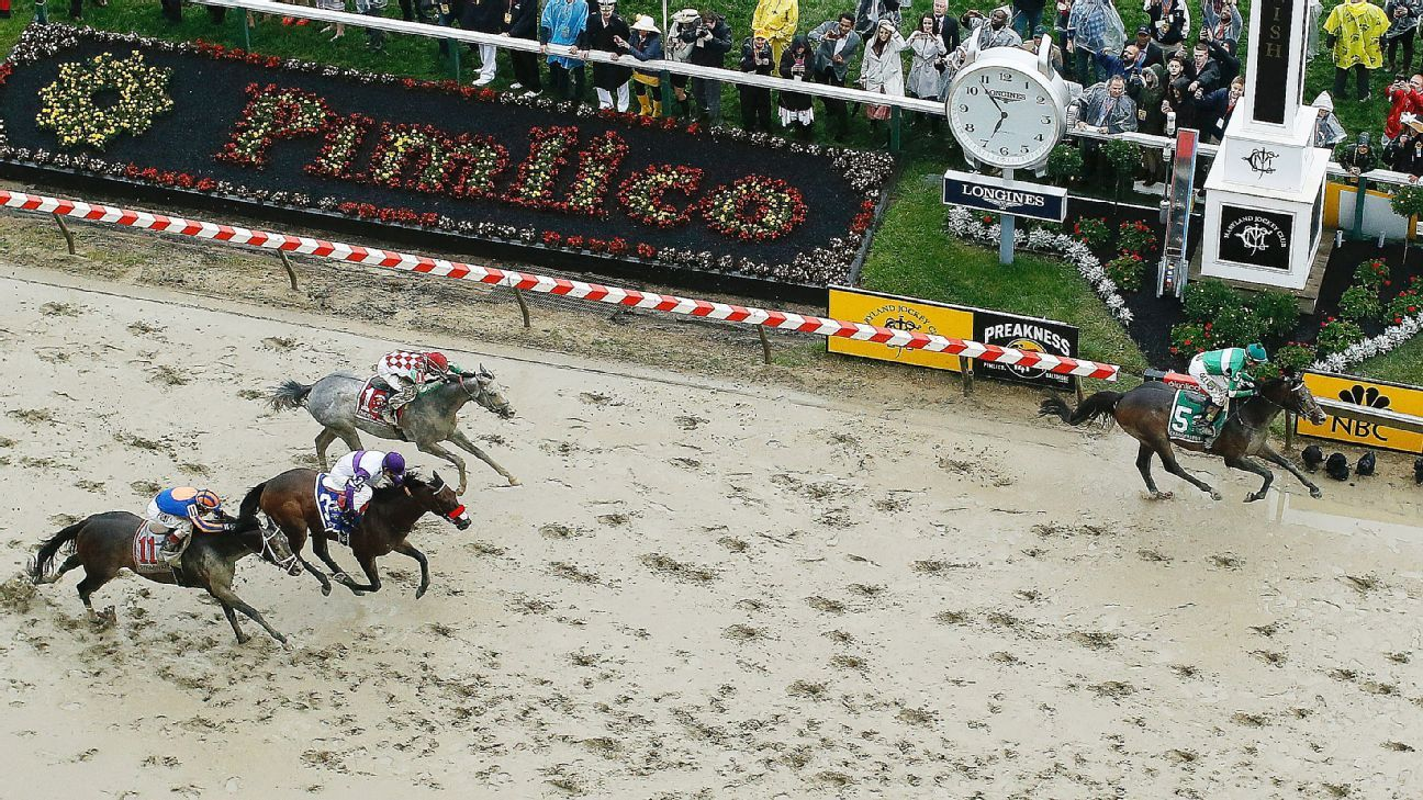 Chris Fallica and Lane Gold run through their favorite horses and best bets for Saturday's 142nd running of the Preakness Stakes. Post time is 6:45 p.m. ET.