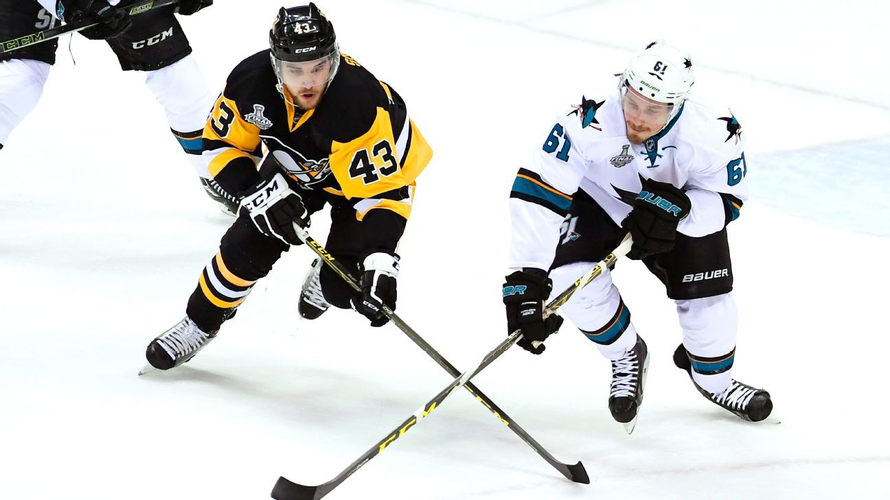 Despite 2-0 deficit, happy-go-lucky Sharks still have swagger