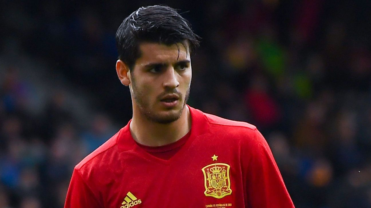 Alvaro Morata return to Real Madrid from Juventus is confirmed