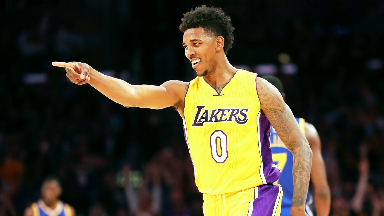 Kevin Durant welcomes Nick Young to Golden State Warriors ...