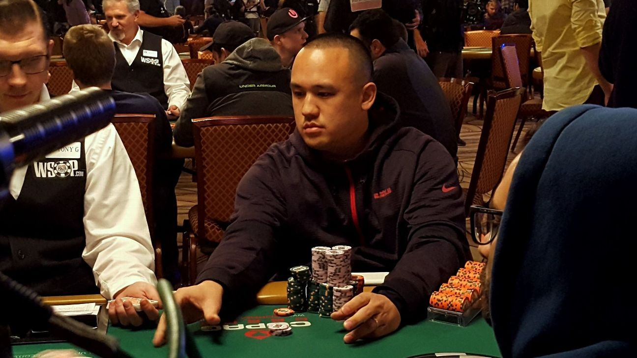wsop jerry wong keeps it low key on path to november. Black Bedroom Furniture Sets. Home Design Ideas