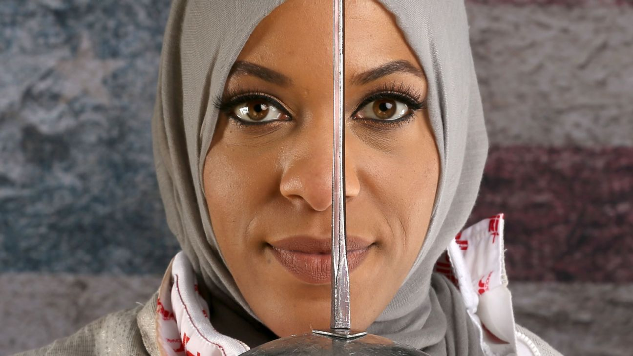 U S Olympic Fencer Ibtihaj Muhammad On Speaking Up For