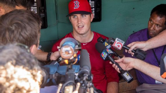 WELCOME TO BOSTON, DREW POMERANZ