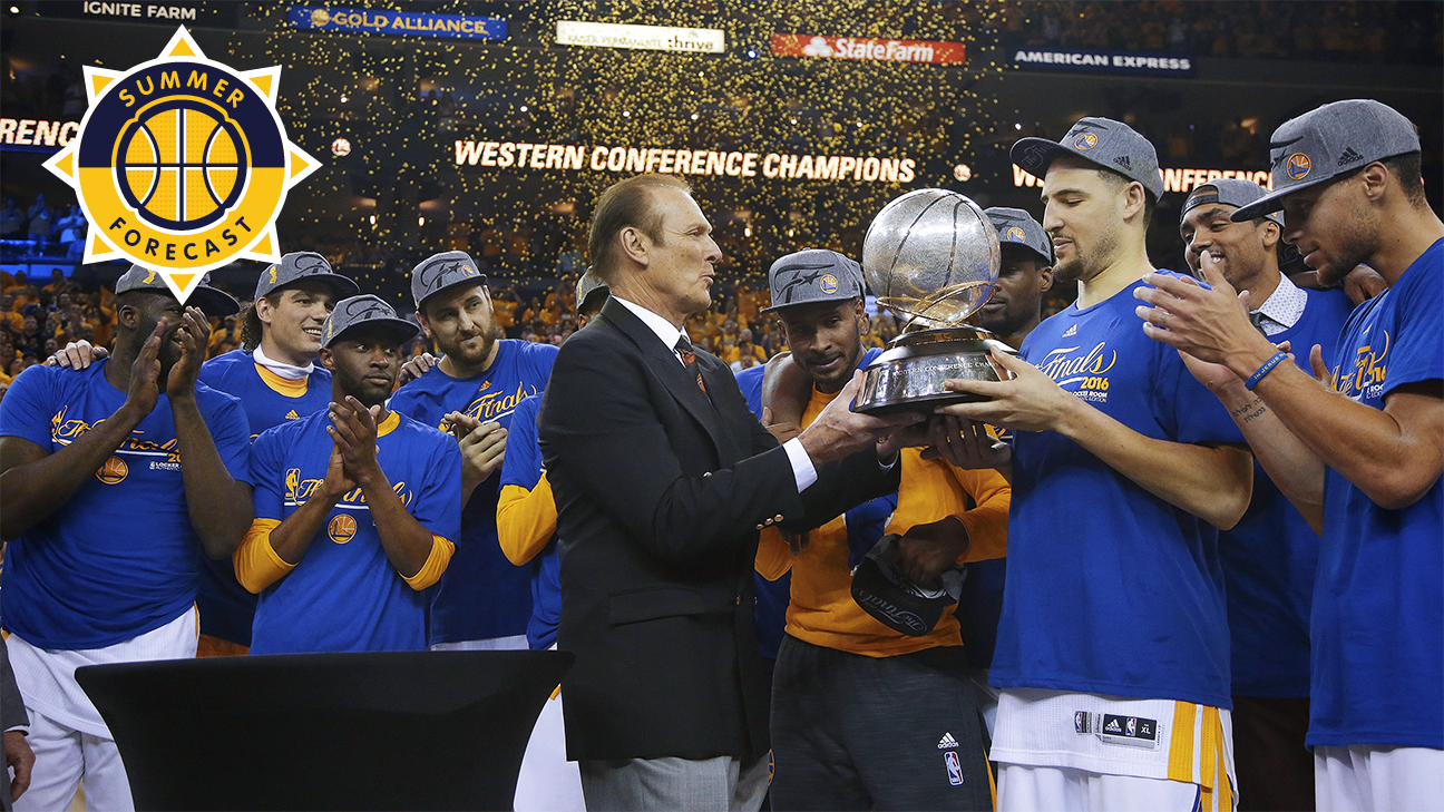 NBA: 2016 Summer Forecast, West champions