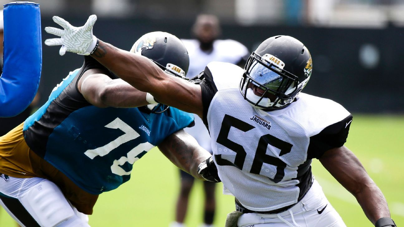 NFL suspends Jags' Fowler 1 game over conduct