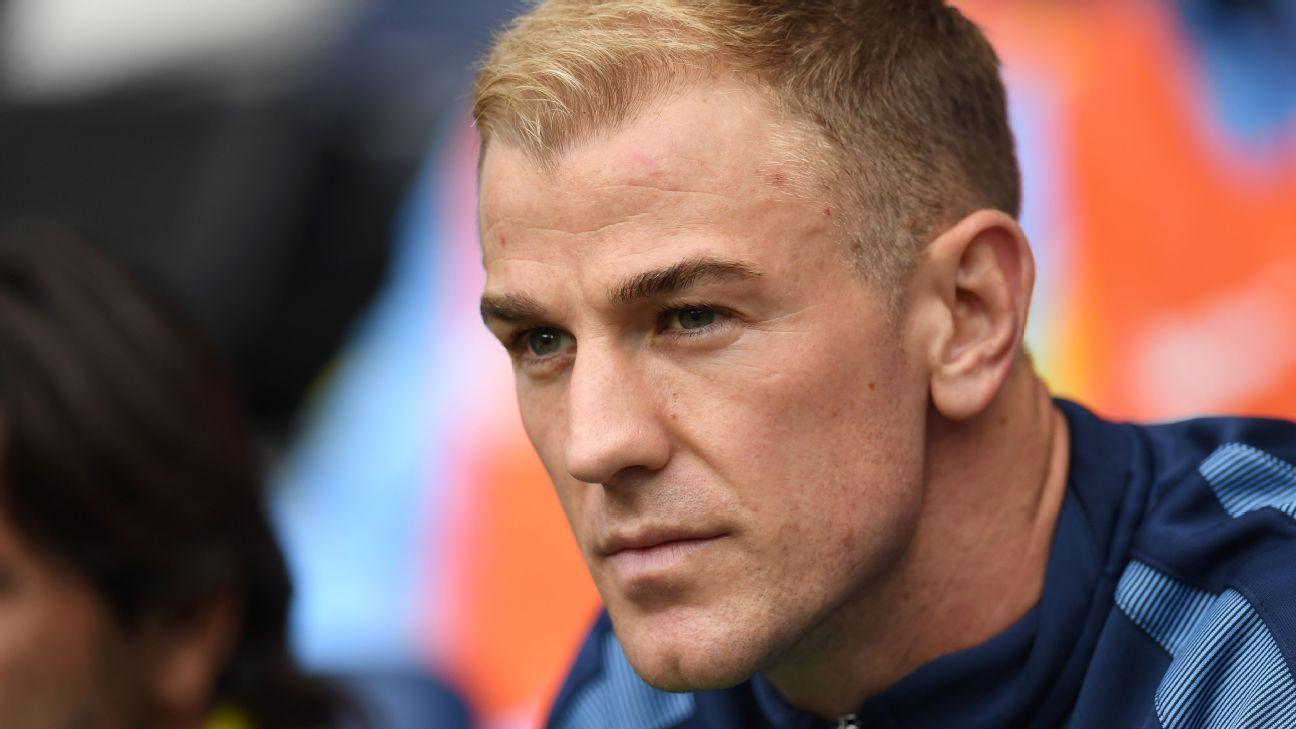 David Seaman Worried Joe Hart Could Lose Place As England No 1